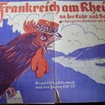 """Broschure """"Frankreich am Rhein"""", Archives nationales, AJ9/473 dossier 21184"""